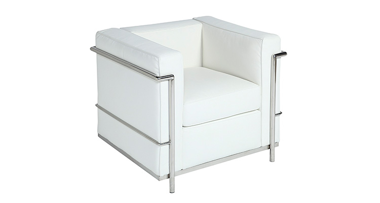 Le Corbusier Chair – White