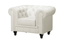 Aristocrat Chair - White