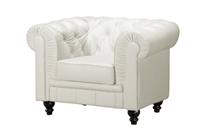 Aristocrat Chair - White