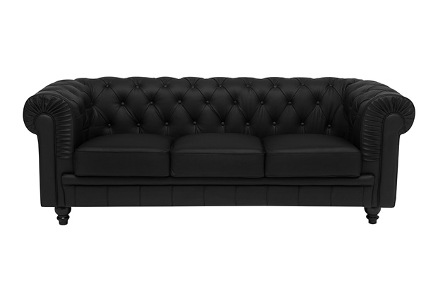Aristocrat Sofa – Black
