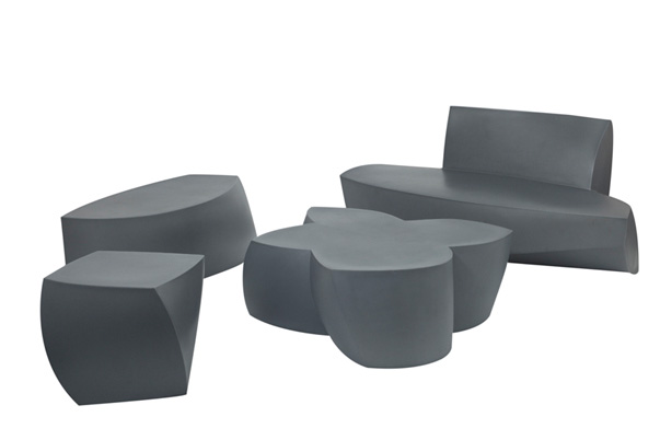 Frank Gehry Lounge Grouping