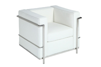 Le Corbusier Chair - White