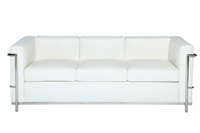 Le Corbusier Sofa - White