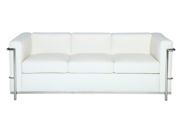 Le Corbusier Sofa – White