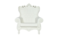 Queen of Love Chair - White