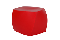 Frank Gehry Cube - Red