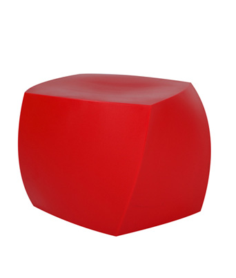 Frank Gehry Cube – Red