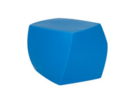 Frank Gehry Cube - Blue