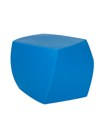 Frank Gehry Cube – Blue