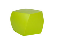 Frank Gehry Cube - Green