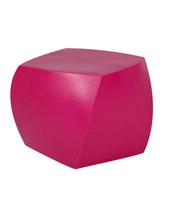 Frank Gehry Cube – Magenta