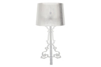 Bourgie Lamp Clear