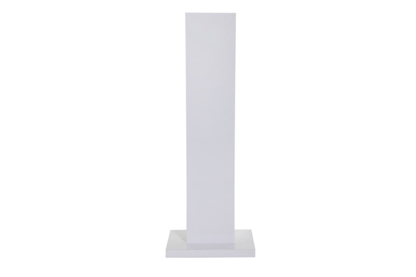 Directional Sign – White