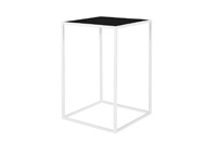 Frame Highboy Table Black