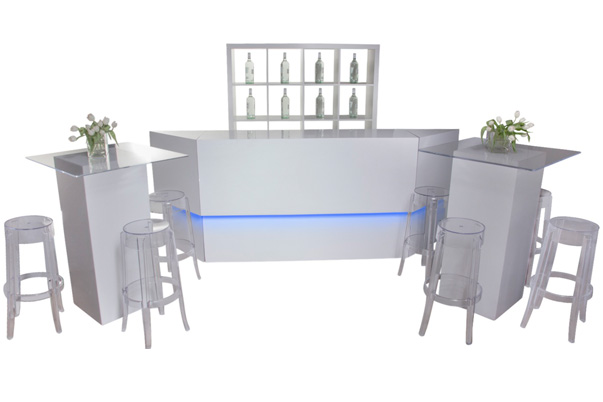 Hover LED Bar Grouping