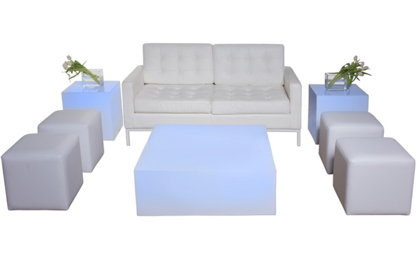 LED Lounge Grouping