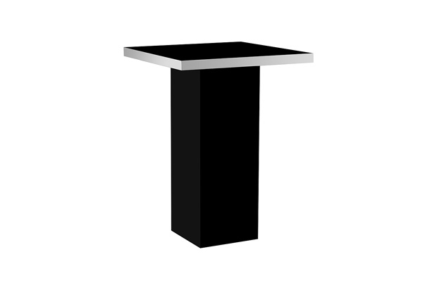 Mariner Highboy Table – Black