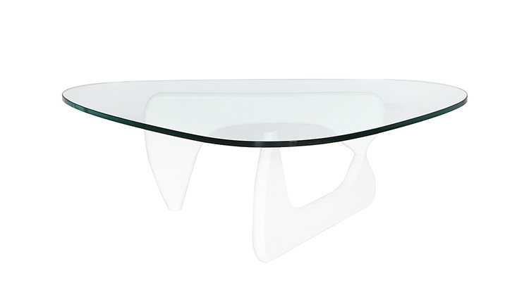 Noguchi Coffee Table – White