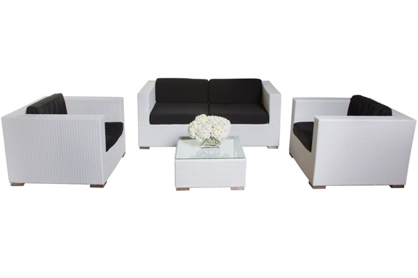Oasis Outdoor Lounge Grouping