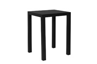 Parson Highboy Table Black