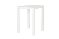 Parson Highboy Table White