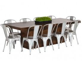 Timber Dining Grouping