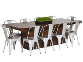 Timber Dining Grouping
