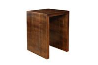 Timber Highboy Table