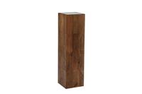 Timber Pedestal