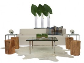 Nature Lounge Grouping