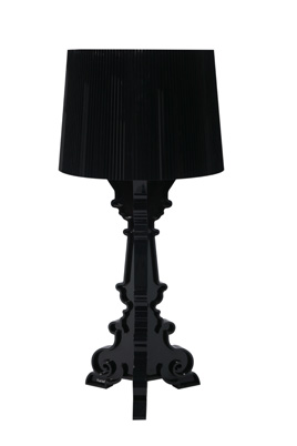 Bourgie Lamp – Black