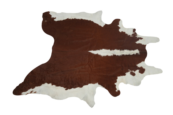 Cow Hide Rug – Brown