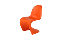 Panton Chair - Orange