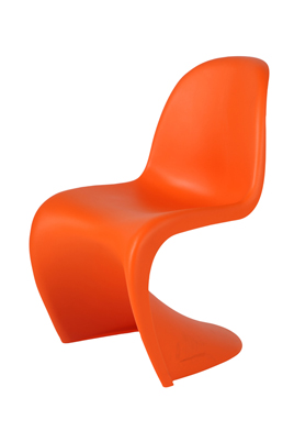 Panton Chair – Orange