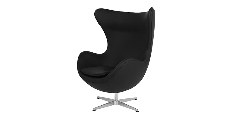 Egg Chair – Black