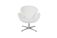 Swan Chair - White