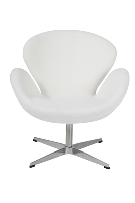Swan Chair – White