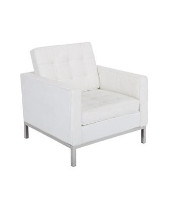 Knoll Chair – White
