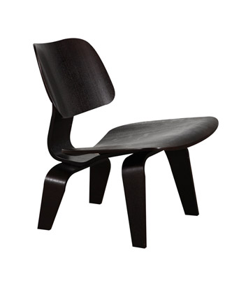 Eames Plywood Lounge Chair – Wenge