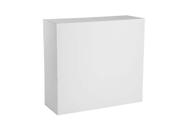 Standard Bar – 4′ White