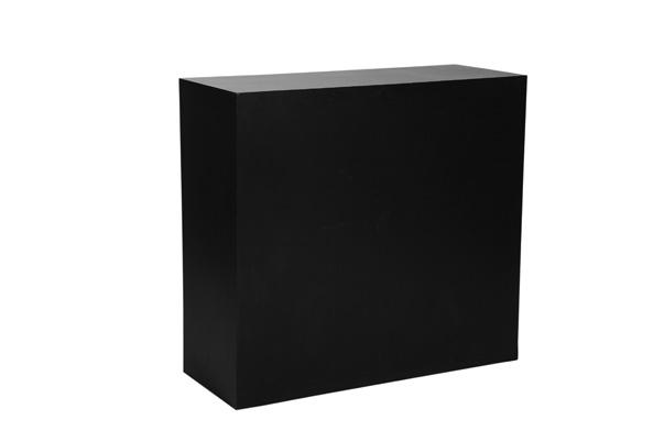 Standard Bar – 4′ Black