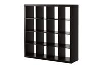 Bookshelf - Brown/Black