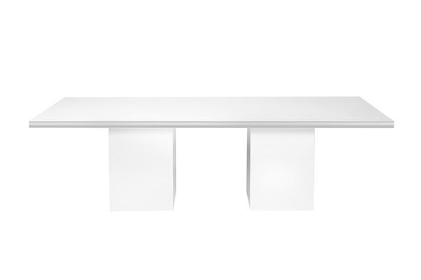 Mariner Dining Table – White
