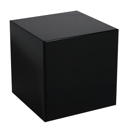 plexi cube black miami event tables lavish event rentals. Black Bedroom Furniture Sets. Home Design Ideas