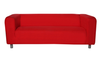 Standard Sofa - Red