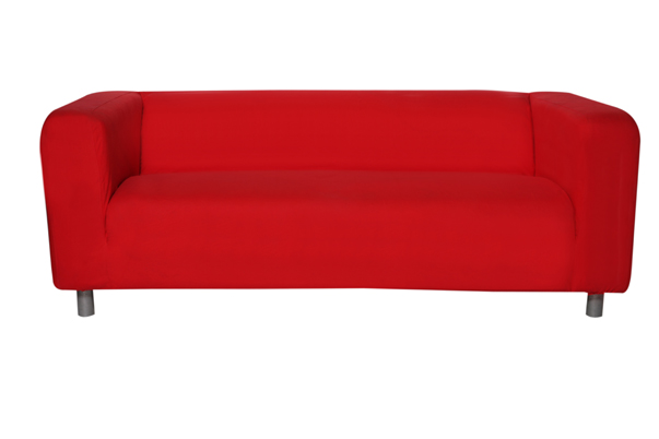 Standard Sofa – Red