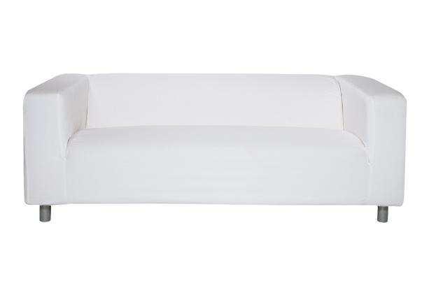 Standard Sofa – White
