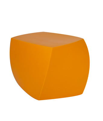 Frank Gehry Cube – Yellow