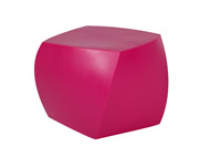 Frank Gehry Cube - Magenta