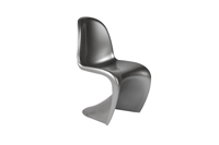 Panton Chair - Silver